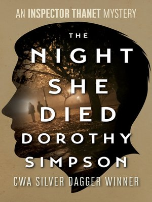 cover image of The Night She Died