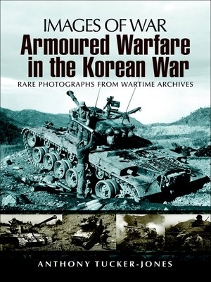 cover image of Armoured Warfare in the Korean War