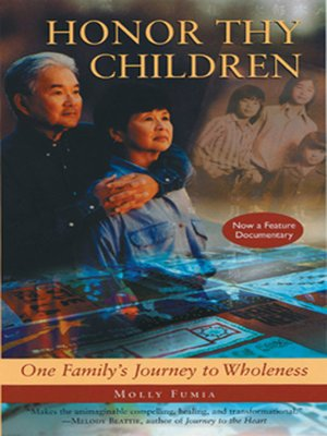 cover image of Honor Thy Children