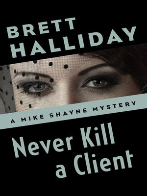 cover image of Never Kill a Client
