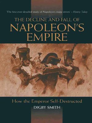 cover image of Decline and Fall of Napoleon's Empire