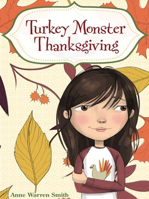 cover image of Turkey Monster Thanksgiving