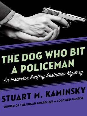 cover image of Dog Who Bit a Policeman