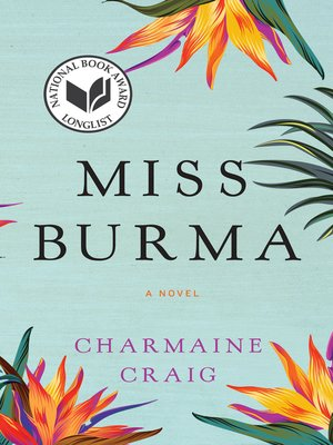 cover image of Miss Burma