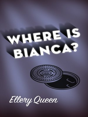 cover image of Where Is Bianca?