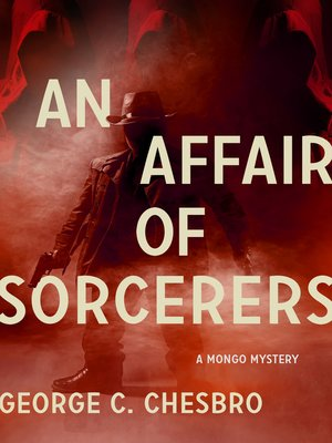 cover image of An Affair of Sorcerers