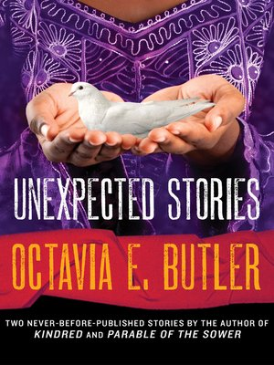 cover image of Unexpected Stories