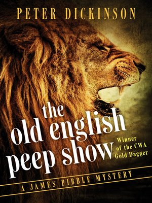 cover image of The Old English Peep Show