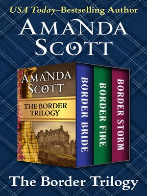 cover image of Border Trilogy