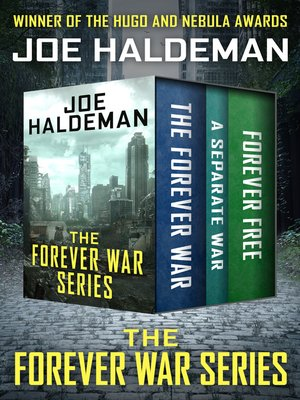 cover image of The Forever War Series