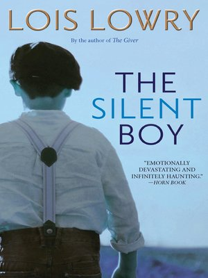 cover image of The Silent Boy
