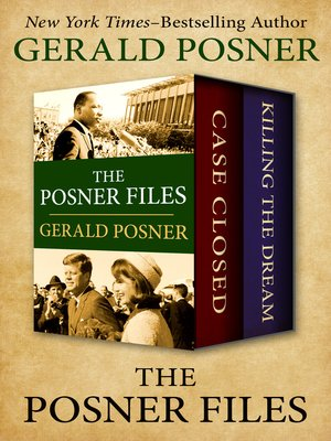 cover image of The Posner Files