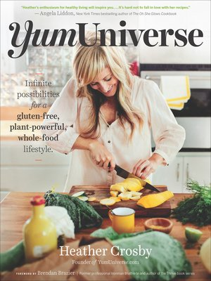 cover image of YumUniverse