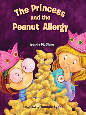 cover image of Princess and the Peanut Allergy