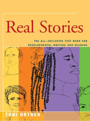 cover image of Real Stories