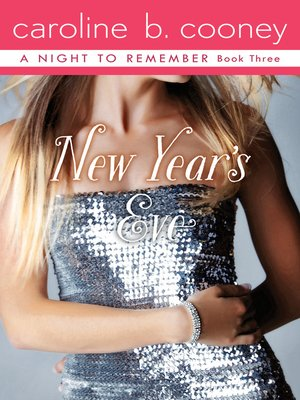 cover image of New Year's Eve