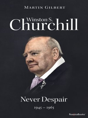 cover image of Winston S. Churchill