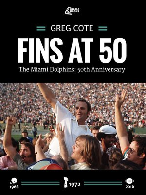 cover image of Fins at 50