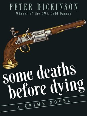 cover image of Some Deaths Before Dying