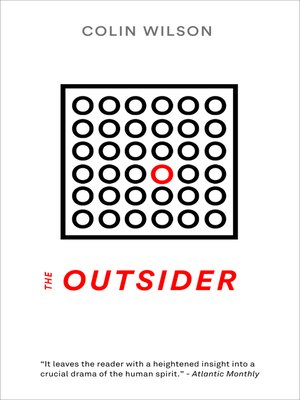 cover image of The Outsider