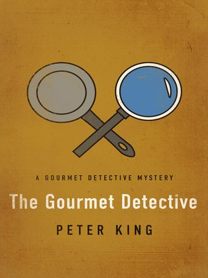 cover image of Gourmet Detective