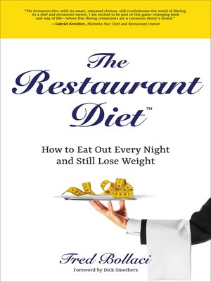 cover image of The Restaurant Diet