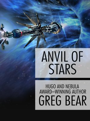 cover image of Anvil of Stars
