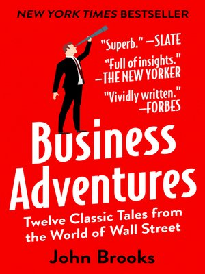 cover image of Business Adventures