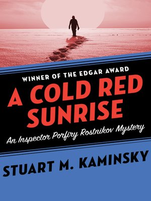 cover image of A Cold Red Sunrise