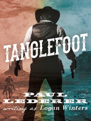 cover image of Tanglefoot