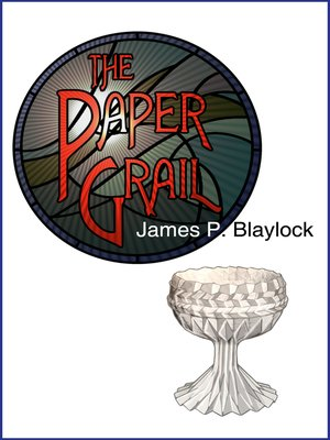 cover image of The Paper Grail
