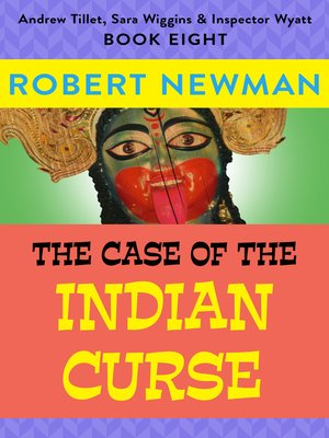 cover image of The Case of the Indian Curse