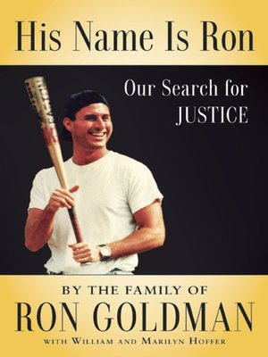 cover image of His Name Is Ron