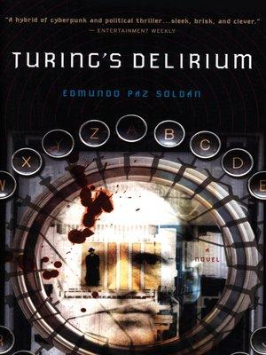 cover image of Turing's Delirium
