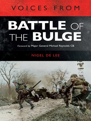 cover image of Voices from the Battle of the Bulge