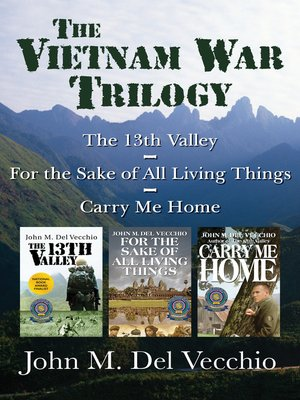 cover image of The Vietnam War Trilogy
