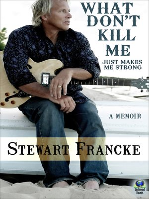 cover image of What Don't Kill Me Just Makes Me Strong