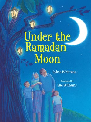 cover image of Under the Ramadan Moon