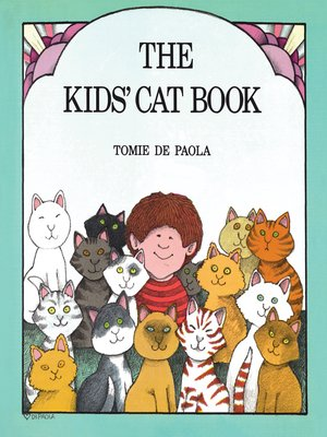 cover image of The Kids' Cat Book