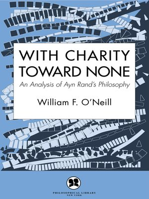 cover image of With Charity Toward None