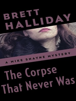 cover image of The Corpse That Never Was