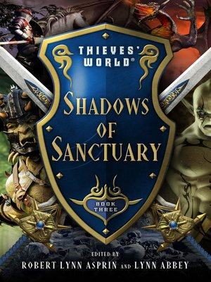 cover image of Shadows of Sanctuary