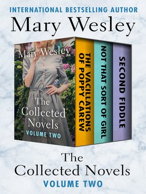 cover image of The Collected Novels Volume Two