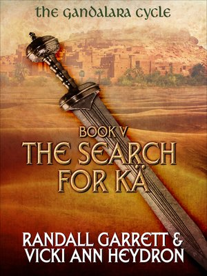 cover image of The Search for Kä