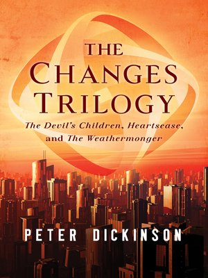 cover image of The Changes Trilogy