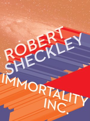 cover image of Immortality Inc.