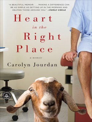 cover image of Heart in the Right Place