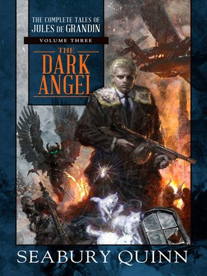 cover image of The Dark Angel