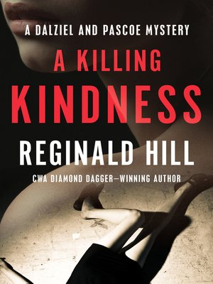 cover image of A Killing Kindness