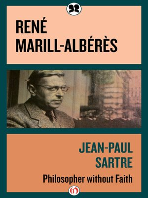 cover image of Jean-Paul Sartre